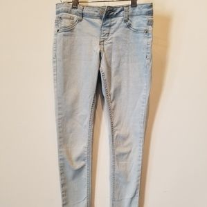 SO Jeggings Size 12  Blue Jeans
